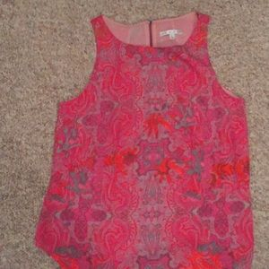 Pretty in Pink Cabi Shell. Large